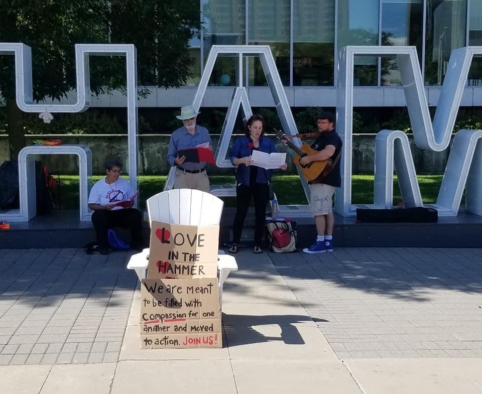 When Art Meets Activism: Love in the Hammer Choir – Beyond James